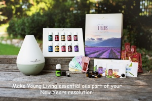 new year resolution oils